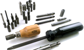 Apex Fastener Tools, screwdriver bits, sockets, bit holders, universal wrenches, extensions
