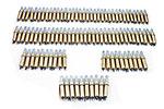 K2S100-3/16 Standard (K-3/16) 0-1/4'' Grip Plier Operated 100 Piece Cleco Fastener Set