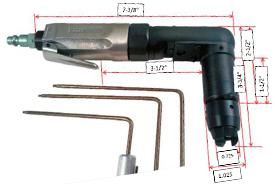 REM400-56 Collar Removal Tool Kit