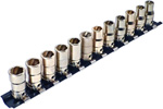 SAVI-568-HL 12 Piece Savi-Socket Set For Hi-Lok And Hi-Lite