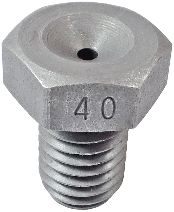 40 Om589ab 0980 Threaded Drill Bushing