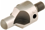 Piloted Aircraft Microstop Countersink Cutters 5/8'' x 100 Degree HSS