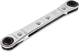 Flat Box Ratchet 5/16'' x 11/32''