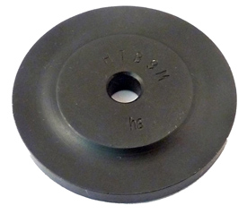 HTB9M Replacement Dovetail Wheel For #9 Hi-Torque Fastener