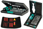 Wera Kraftform Kompakt and VDE Sets