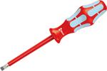 050022729001 Wera 3160 Kraftform i VDE Screwdriver for Slotted Screws, Stainless