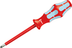 050022733001 Wera 3162 Kraftform i VDE Screwdriver for Phillips Screws, Stainless