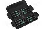 05073675001 Wera Kraftform Micro Screwdriver Set