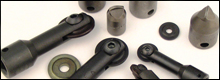The Hi-Torque Fastener Recess was developed to meet the need for a shallow recess that could be used in reduced head fasteners.