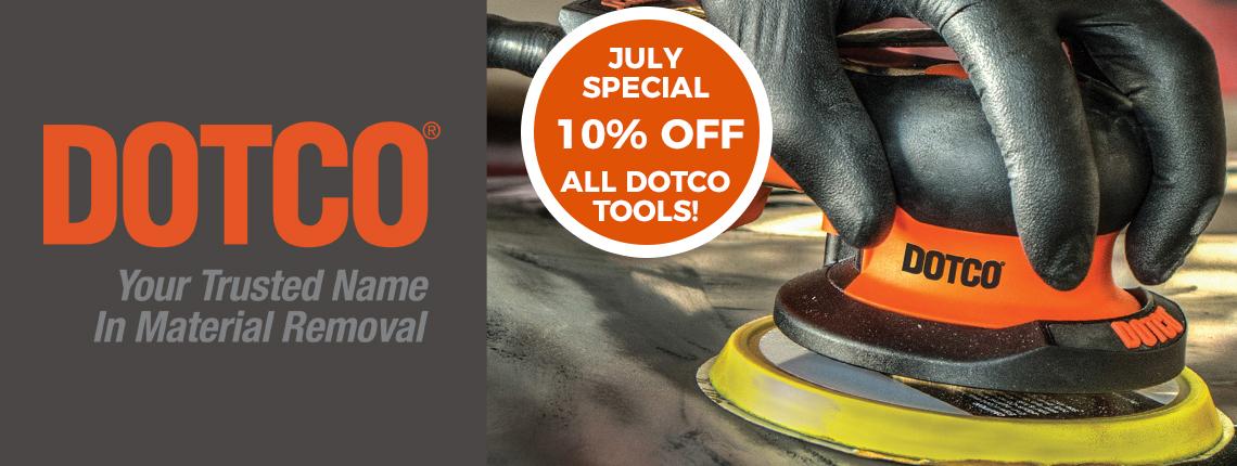 Dotco Air Tools