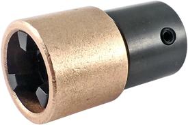 OMEGA OMAR100-8 Hi Lok Collar Removal Tool For Hi-Lok And Hi-Lite, 3/8'' Square Drive