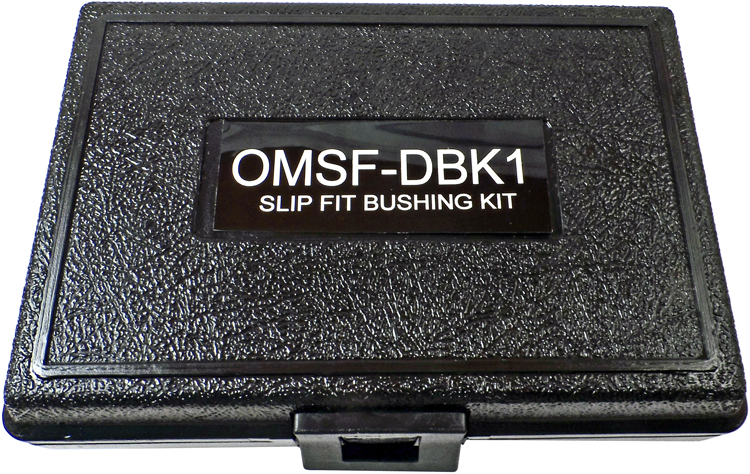 Omsf Dbk1 Slip Fit Drill Bushing Kit