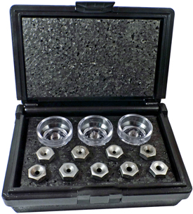 OMEGA OM590DBK Threaded Drill Bushing Kit