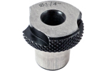 OMEGA OM589EA-2500 1/4'' Slip Fit Drill Bushing