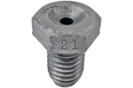 OMEGA OM589AB-1590 #21 Threaded Drill Bushing