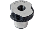 OMEGA OM589EA-1875 3/16'' Slip Fit Drill Bushing