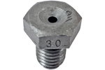 OMEGA OM589AB-1285 #30 Threaded Drill Bushing