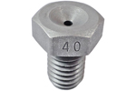 OMEGA OM589AB-0980 #40 Threaded Drill Bushing