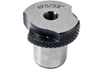 OMEGA OM589EA-1562 5/32'' Slip Fit Drill Bushing