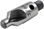 OM154-22-13 Piloted Microstop Countersink Cutter 3/8'' x 100 x 13