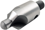 OM154-26-3/16'' Piloted Microstop Countersink Cutter 7/16'' x 100 x 3/16''