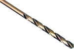 #60HSX6 6'' High Speed Steel Aircraft Extension Drill, Size: #60, 135 Degree Split Point