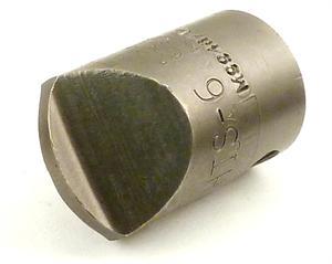 OMEGA HTS8 #8 Hi-Torque Recess Bit, 1/2'' Square Drive