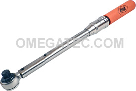 TCI-250R Utica Ratchet Head Torque Wrench