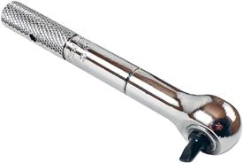 OMEGA RR40S-SL0 Short Handle Reversible Roller Ratchet, #0 Slotted
