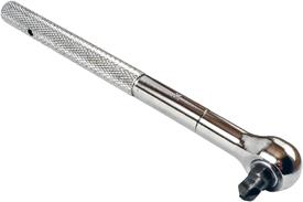 OMEGA RR40L-TS8 Long Handle Reversible Roller Ratchet, #8 Torq-Set