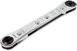 Hi-Lok Flat Box Ratchet 1/4'' x 9/32''
