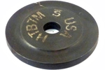 HTB7M Replacement Dovetail Wheel For #7 Hi-Torque Fastener