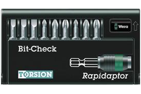 05056375001 Wera 8600-9/TZ Bit-Check - Rapidaptor