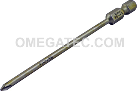 05134907001 Wera 851/4 A 1/4'' Phillips Power Drive Bit