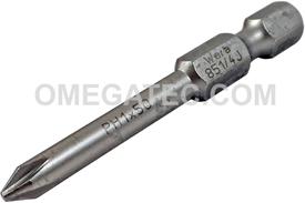 05135532001 Wera 851/4 J 1/4'' Phillips Power Drive Bit