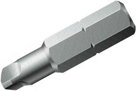 05066762001 Wera 875/1 1/4'' Tri-Wing Insert Bit, 25mm