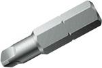 05066758001 Wera 875/1 1/4'' Tri-Wing Insert Bit, 25mm