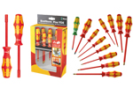 Wera 100 Series Kraftform Plus VDE Screwdriver Sets