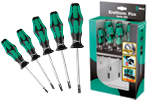 Wera 300 Series Kraftform Plus Screwdriver Sets