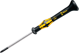 05030111001 Wera Kraftform ESD Micro 1550 PH Phillips Screwdriver