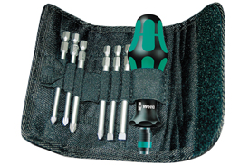05059298001 Wera Kraftform Kompakt 40 - 7 Piece Set