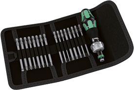 05051042001 Wera Kraftform Kompakt 60, Imperial - 17 Piece Set