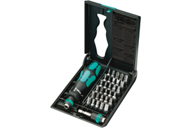 05057111001 Wera Kraftform Kompakt 71 Security - 32 Piece Set