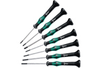 05345271001 Wera 2035/2050 PH 00 - 01/7 7 Piece Kraftform Micro Screwdriver Set