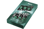 05029510001 Wera 395 HO/7 SM 7 Piece Kraftform Plus Nutdriver Set
