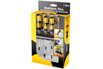WERA 05024410001 6 Piece Screwdriver Set Kraftform Plus 977/6