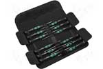 05073675001 Wera Kraftform Micro Screwdriver Set