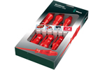 05031282001 Wera Kraftform Classic VDE 1760 i/6 6 Piece Screwdriver Set